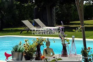 Casa para 14-20 personas a 300 m de la playa Barcelona