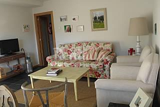 Appartement pour 4-5 personnes à 1500 m de la plage Asturies