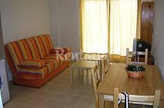 Apartamento de 2 habitaciones a 100 m de la playa Valencia
