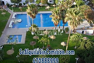 Apartamento para 6 personas a 50 m de la playa Málaga