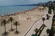Apartamento en alquiler en 1a línea de playa Valencia