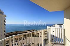 Apartamento com 2 quartos a 30 m da praia Algarve-Faro
