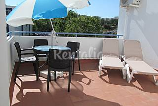 Studio200m from the beach of the Peneco/Pescadores Algarve-Faro