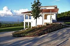 Casa para 6 personas con vistas a la montaña Viterbo
