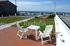 House for rent on the beach front line Viana do Castelo