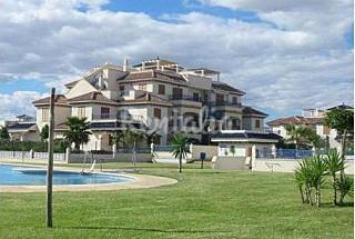 Front line apartment with beautiful views Almería