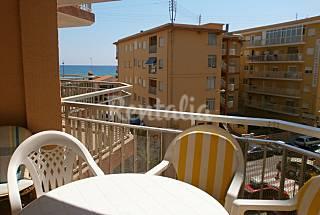 Apartamento para 4-6 personas a 30 m de la playa Valencia