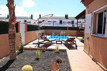 Villa Garden Fuerteventura La Oliva Villas