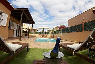 Villa for rent only 300 meters from the beach Fuerteventura