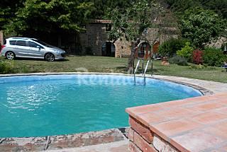 Haus für 5 Personen mit privatem Garten Pisa