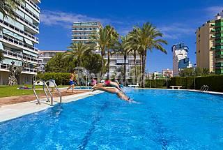 Apartamento moderno en Playa de Gandia: FLORIDA 8  Valencia