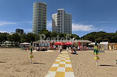 Apartment for 5-8 people on the beach front line Udine