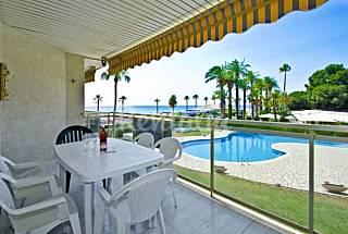 Beach Front apartment in Miami Playa Tarragona