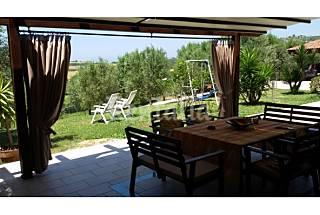 Casa de 1 habitaciones a 1000 m de la playa Salerno