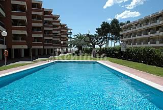 4 Apartamentos en 1ª linea de playa Tarragona