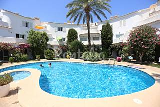 Apartamento para 2-4 personas a 100 m de la playa Alicante