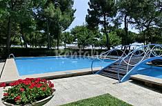 Marco Polo, Wohnung direkt am Meer mit Pools Udine