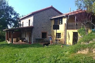 Casa para 4-8 pers - en la montaña Asturias