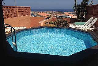 2 bed house, 10Mb Broadband AND WIFI Fuerteventura