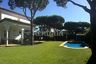 Villa for rent only 50 meters from the beach Cádiz