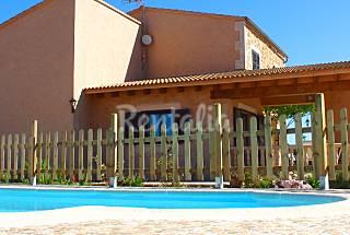 Ca'n Olivaret,wifi,piscina privada,Es Trenc! Mallorca