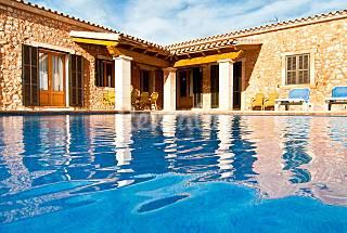 C'an Mates Nou,coche eléctrico,wi-fi, piscina. Mallorca