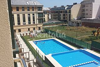 Appartement de 2 chambres à 300 m de la plage Lugo