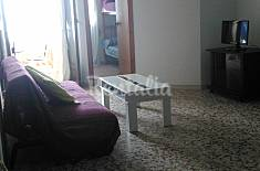 Apartment for 6-7 people on the beach front line Almería