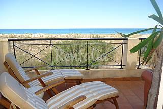 Casa premium primera linea playa y cerca del Met  Valencia