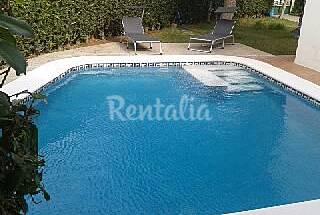 Villa de 3 habitaciones a 400 m de la playa Menorca