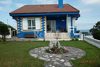 Villa para 10-14 personas a 150 m de la playa Cantabria