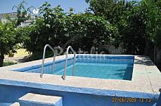 Villa for rent only 700 meters from the beach Castellón