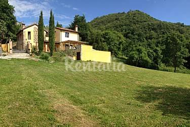 Indipendent Outdoors Massa and Carrara Tresana Countryside villa