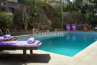 Luxurious villa with private pool Catania