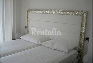 Apartment with 2 bedrooms only 30 meters from the beach Rimini