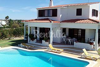 Totally equipped villa only 500 meters from the beach Algarve-Faro