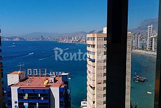 Apartment for 4-5 people in Benidorm Alicante