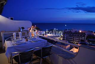 Penthouse en el  centro  con vistas al mar  Algarve-Faro