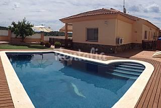 Casa para 6-8 personas a 4 km de la playa Tarragona