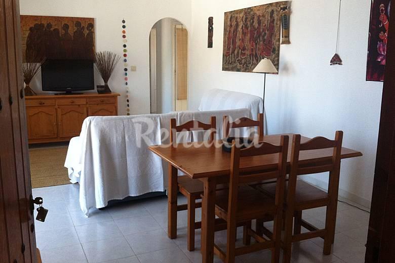 Apartamento Salón Murcia Águilas Apartamento