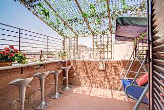Angel's Gate San Pietro Holiday Penthouse Rome