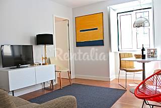 Juniper White Apartment, Bairro Alto, Lisbon Lisbon