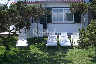 Apartment with 2 bedrooms only 30 meters from the beach Minorca