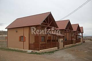 Casas de 2 habitaciones en entorno de montaña