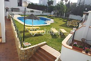 House for 4-5 persons only 600 meters from the beach Málaga