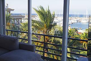 Apartamento para 2-6 personas a 300 m de la playa Alicante