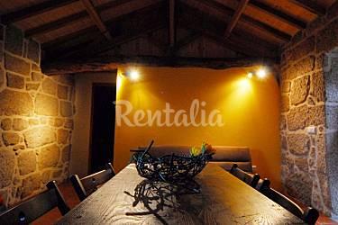 Quinta Sala Viseu Vouzela Casa rural