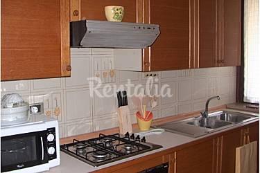 House Kitchen Aosta Saint-Christophe Cottage