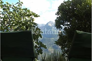 House Garden Aosta Saint-Christophe Cottage