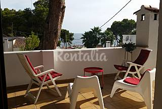 Apartment for rent only 90 meters from the beach Alicante